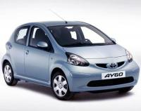Toyota Aygo Manual