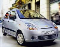 Chevrolet Matiz Toples A/C Manual