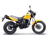 Hyosung RT 125 cc