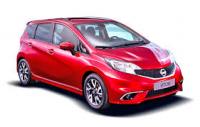 Nissan Note Manual